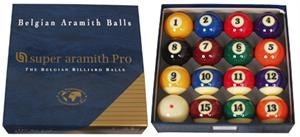 Pool Baller 57,2 mm Super Aramith PRO