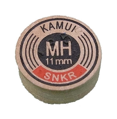 Snooker limlær Kamui 6 lags 11 mm MH