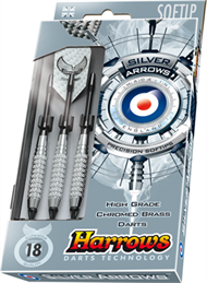 Softip SILVER Arrow darts