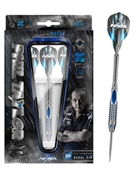 9Five Phil Taylor steeltip dartpiler 95% 2. gen Target