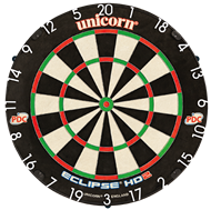 Unicorn Eclipse HD2 Pro dartskive